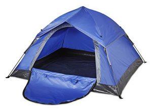 Lumaland Outdoor leichtes Pop Up Zelt im Wurfzelt Vergleich