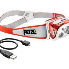 PETZL Reactik®+ im Stirnlampen Vergleich