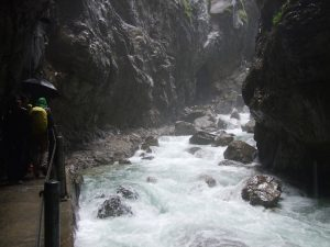 Partnachklamm_Wanderung Reintal auf die Zugspitze