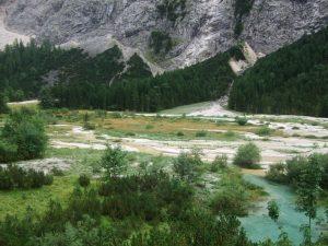 Im Reintal_Wanderung Reintal auf die Zugspitze
