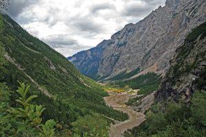 Reintal_Wanderung Reintal auf die Zugspitze