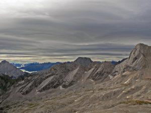 Zugspitzplatt_Wanderung Reintal auf die Zugspitze