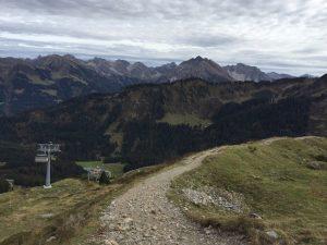 Wanderung über das Gottesackerplateau _Im Skigebiet