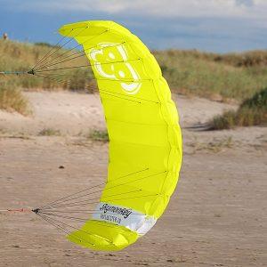 HQ Drachen Kite Lenkmatte Racer Carbon 2.2 III Beach