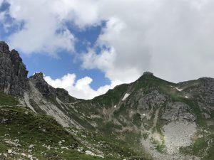 Krumbacher Höhenweg zur Mindelheimer Hütte_Kemptner Kopf