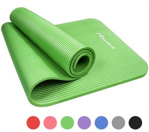 Reehut NBR Yogamatte im Gymnastkmatten Vergleich