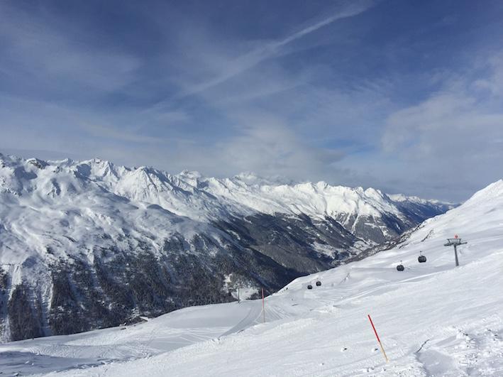 Skifahren in Hochgurgl_Kirchenkarbahn