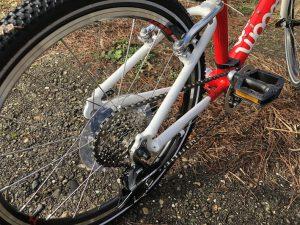 woom Bike_woom 4_Schaltung hinten