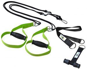 BodyCROSS Premium Schlingentrainer im Sling Trainer Vergleich
