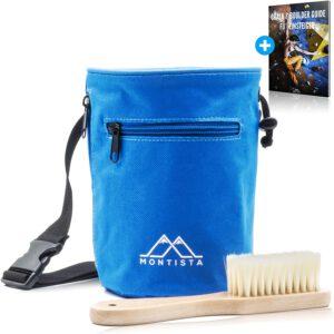 Montista Magnesiabag im Chalk Bag-Vergleich