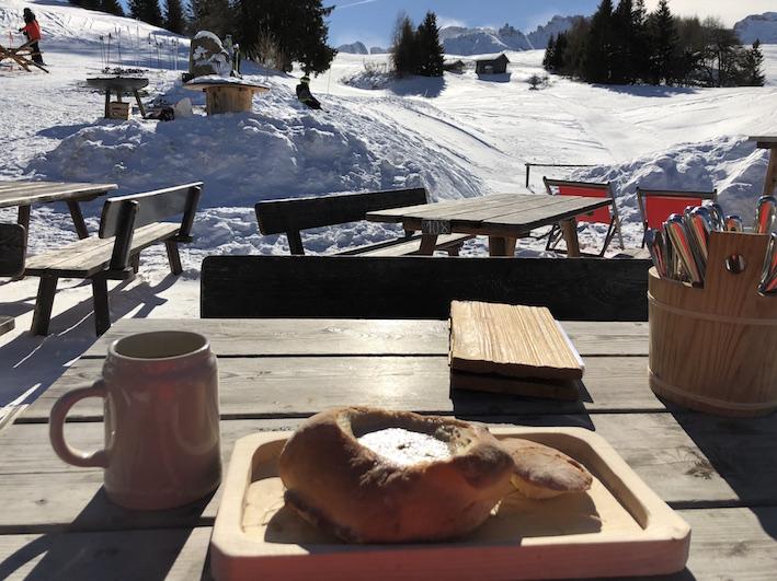 Skifahren auf der Seiser Alm_Heusuppe