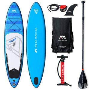 Aqua Marina Triton 2019 SUP Board Surfboard im SUP Board Vergleich