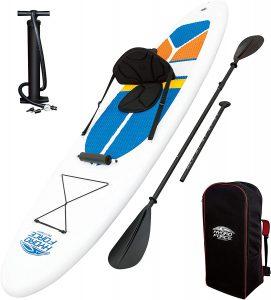 Bestway White Cap Stand Up Paddle Board und Kajak im SUP Board Vergleich