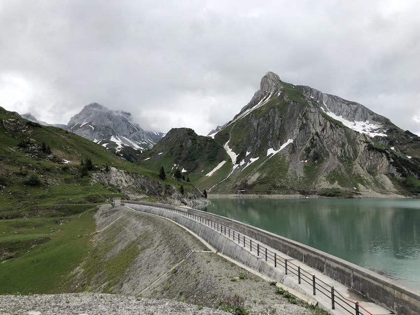 Wanderung vom Spullersee über die Ravensburger Hütte nach Zug_Spullersee