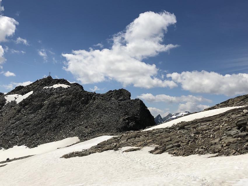 Zwieselbacher Roßkogel_Weg zum Gipfel