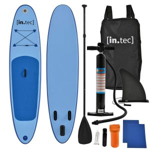 [in.tec] Stand Up Paddle Board im SUP Board Vergleich
