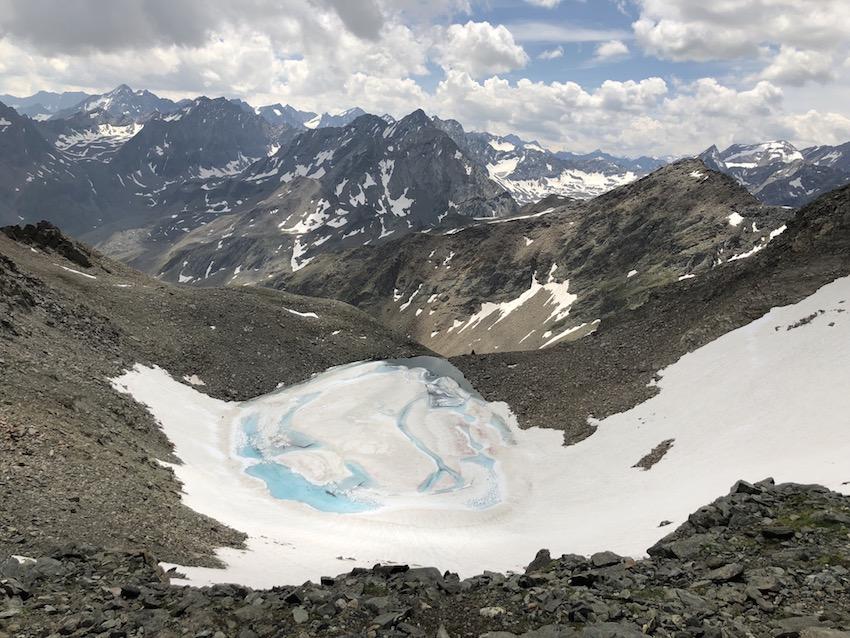Karsee oberhalb vom Walfeskar