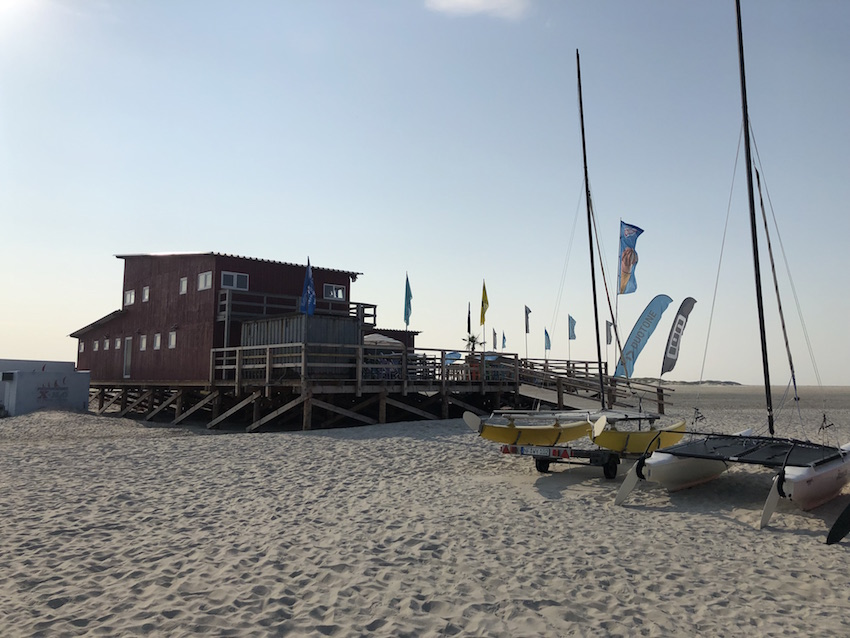 Wassersport in St. Peter-Ording_X-H2O