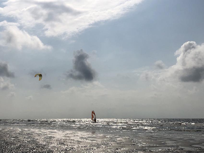 Windsurfen in St. Peter-Ording