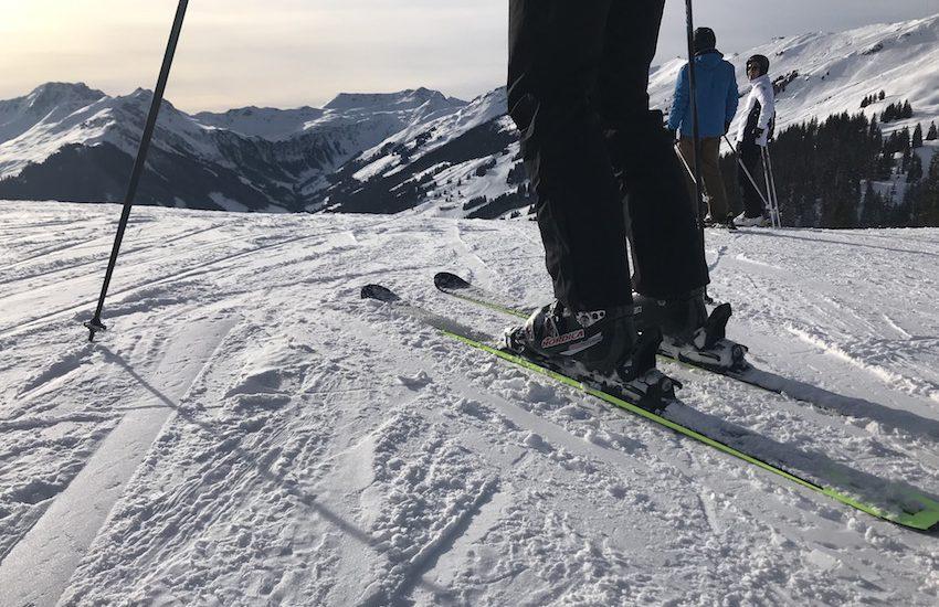 Die WEDZE Piste 900 Ski von Decathlon