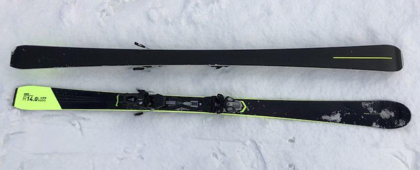 WEDZE Piste 900 Ski von Decathlon