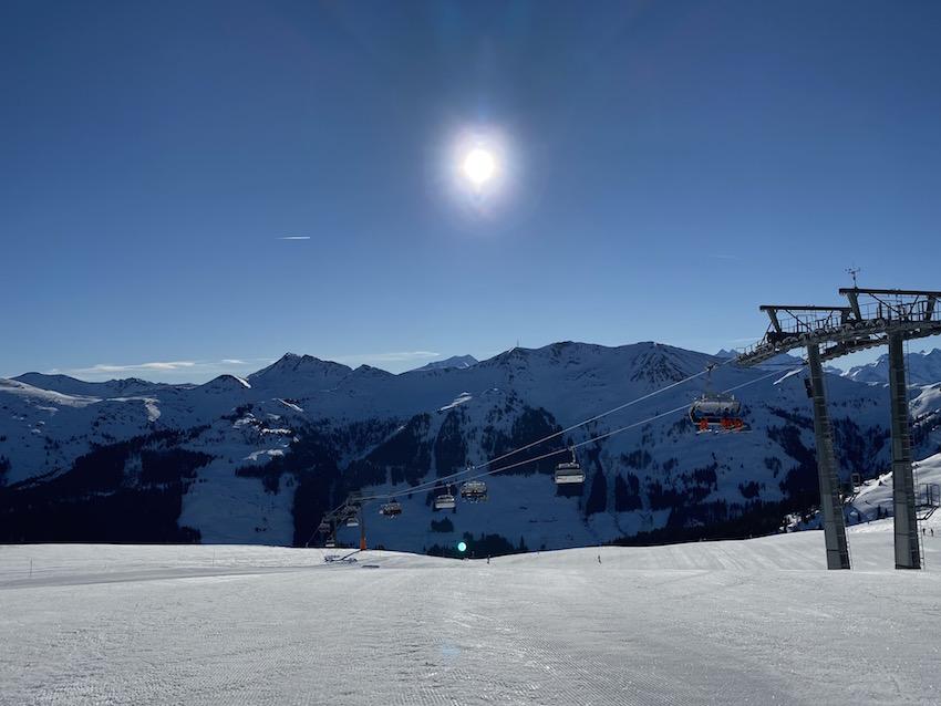 Skifahren in Saalbach-Hinterglemm_Am Zwölferkogel